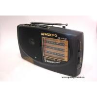 Радиоприёмник Kipo 308USB