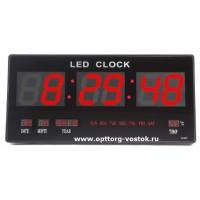 Электронные настенные светодиодные часы FN-4622/1