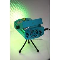 Лазерный проектор (Holographic laser Star Projector) M-065