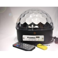 Светодиодный Диско-шар (LED RGB Magic Ball Light) 577