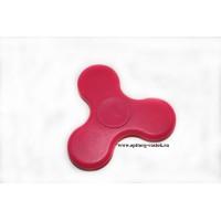Розовый спиннер с Bluetooth+подсветка