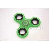 Классический спиннер зелёного цвета