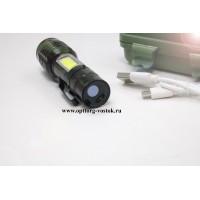 Светодиодный карманный мини фонарик 512