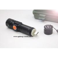 Светодиодный карманный мини фонарик 515