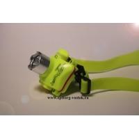 Портативный светодиодный налобный фонарь для дайвинга T-03