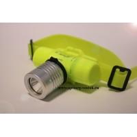 Портативный светодиодный налобный фонарь для дайвинга XQ-3