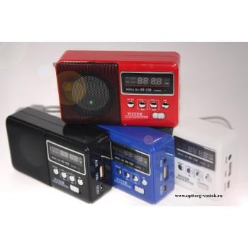 MP3 колонка WS-239