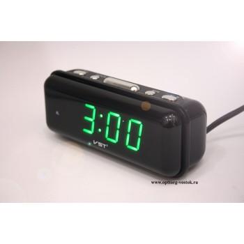 Электронные часы VST 738-4