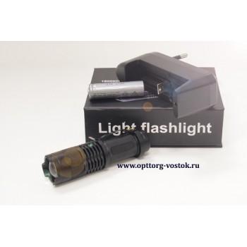 Светодиодный карманный мини фонарик 68